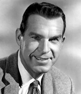 People we love fred macmurray the write side of my brain for Fred macmurray