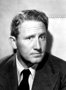 Spencer Bonaventure Tracy, April 5, 1900 - June 10, 1967