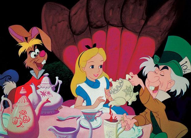 """Walt Disney's """"Alice in Wonderland"""" premiered in London on July 26, 1951"""