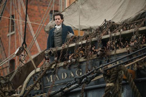 """Ioan Gruffudd as William Wilberforce in """"Amazing Grace."""""""