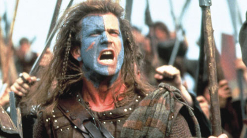 On this date in 1305 - William Wallace, Scottish patriot, was executed for high treason by Edward I of England.