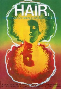On this day in 1968, the musical Hair opened at Shaftesbury Theatre in London.  It played 1,998 performances.