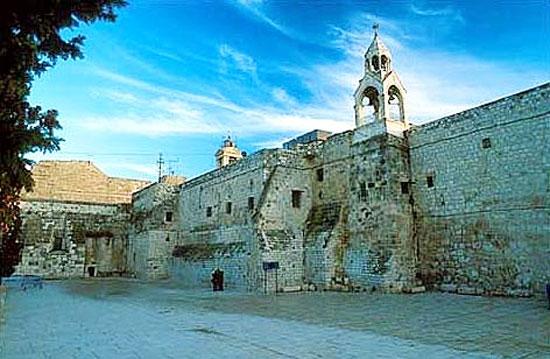 The Church of the Nativity, Bethlehem