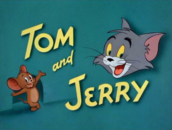 Hanna Barbera's Tom and Jerry debuted on this day in 1940 (MGM)