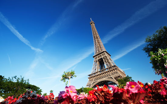 On this day in 1889, the Eiffel Tower is officially opened in Paris, France.  My French ancestors had already been in America for almost 200 years.