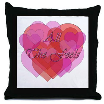 Valentine's Day is coming. Check out this design and more at The Write Side Shop (click the pic).