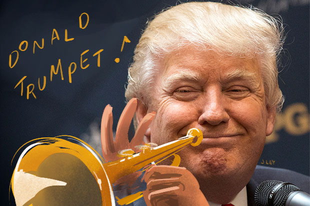 trumpettes