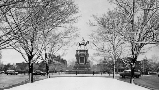 Photograph: Richmond Crawford, Jr., 1957